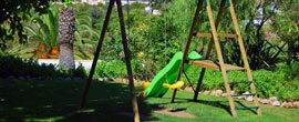 Children's Playground in Alto Golf & Country Club, Algarve, Portugal