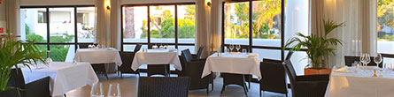 Cotton's Restaurant in Alto Golf & Country Club, Algarve, Portugal