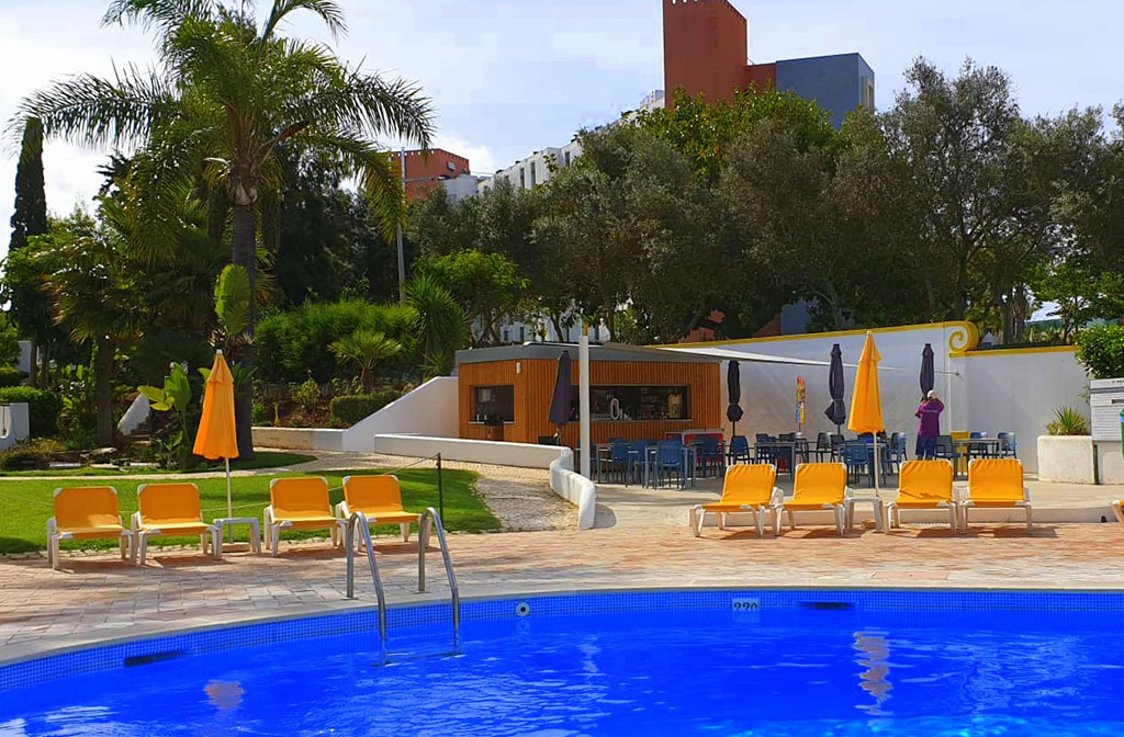 Facilities Of Alto Golf And Country Club Algarve Portugal