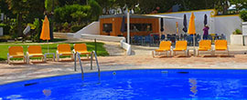 Outdoor Swimming Pool in Alto Golf & Country Club, Algarve, Portugal